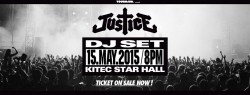 JUSTICE @ KITEC STAR HALL - HONG KONG